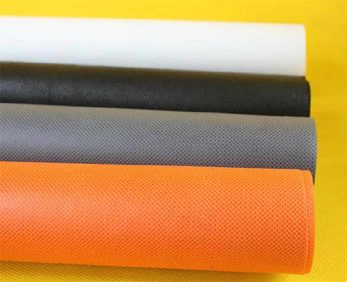 Recyclable non-woven fabric
